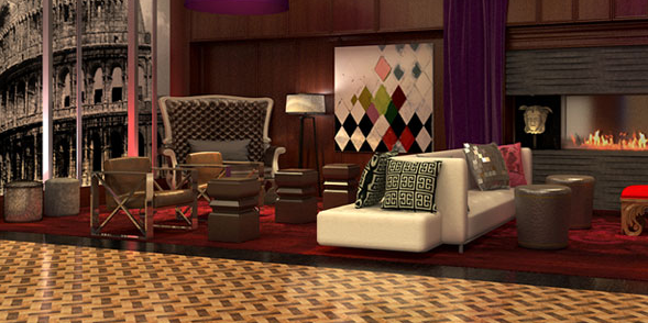 The SIX15 Room