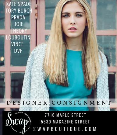 Swap Boutique: 7716 Maple St, New Orleans, LA
