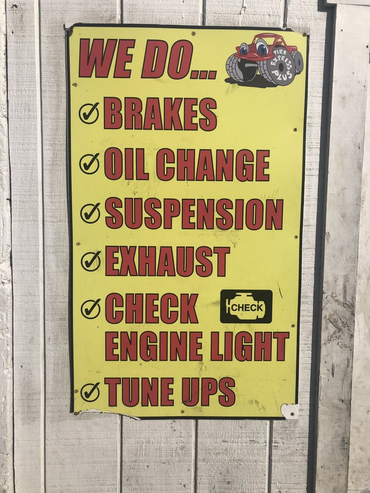 Tire Express Plus, Inc: 15520 Georgia Ave, Rockville, MD