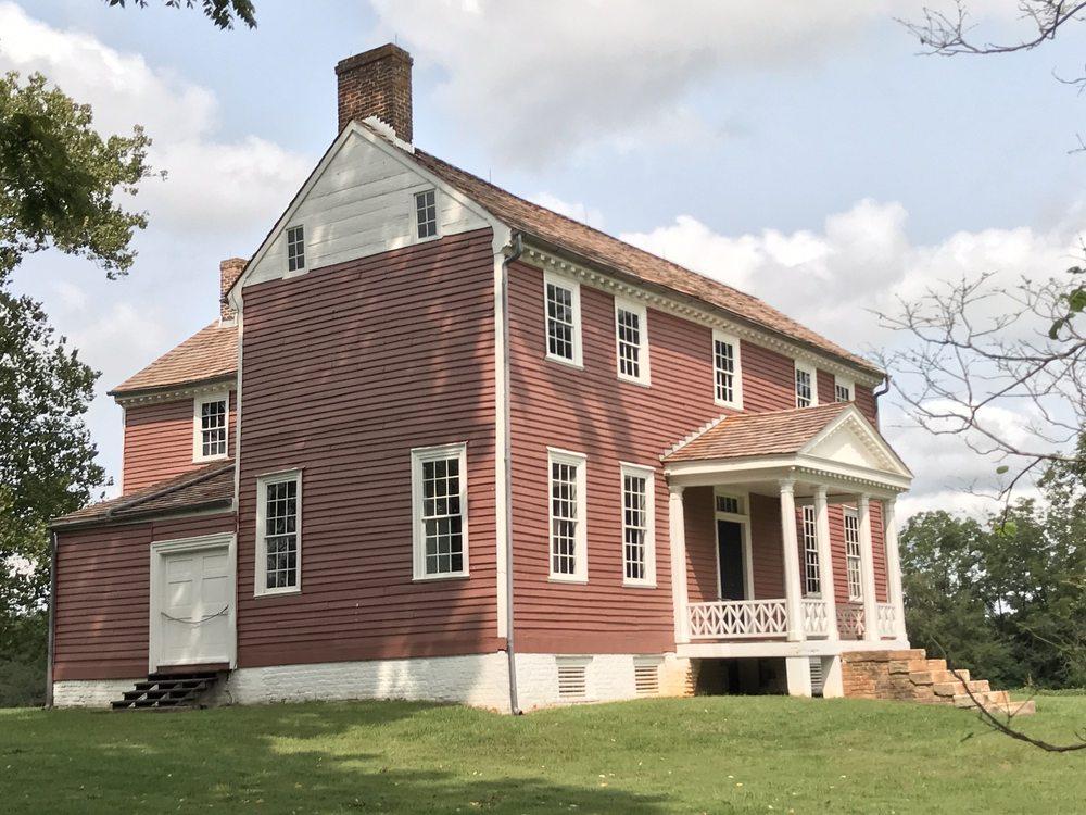 Ellwood Manor: 36380 Constitution Hwy, Locust Grove, VA