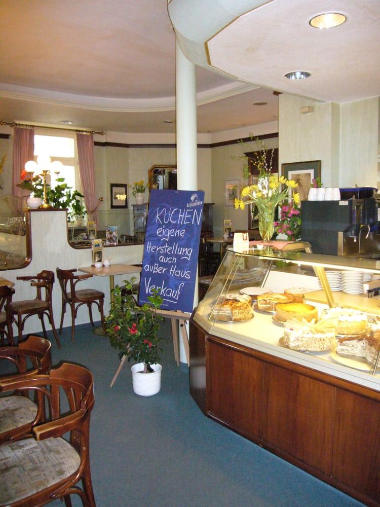 Wiener kaffeehaus coffee shop terrassenstr 2 bad - Esszimmer bad nauheim ...