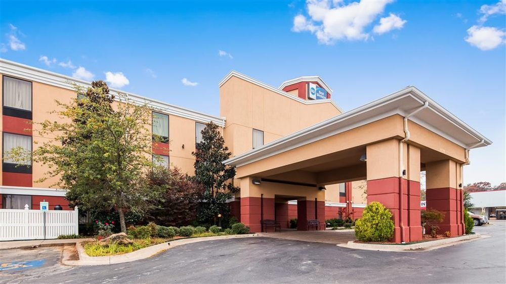 Best Western Seminole Inn & Suites: 1525 N Milt Phillips Ave, Seminole, OK