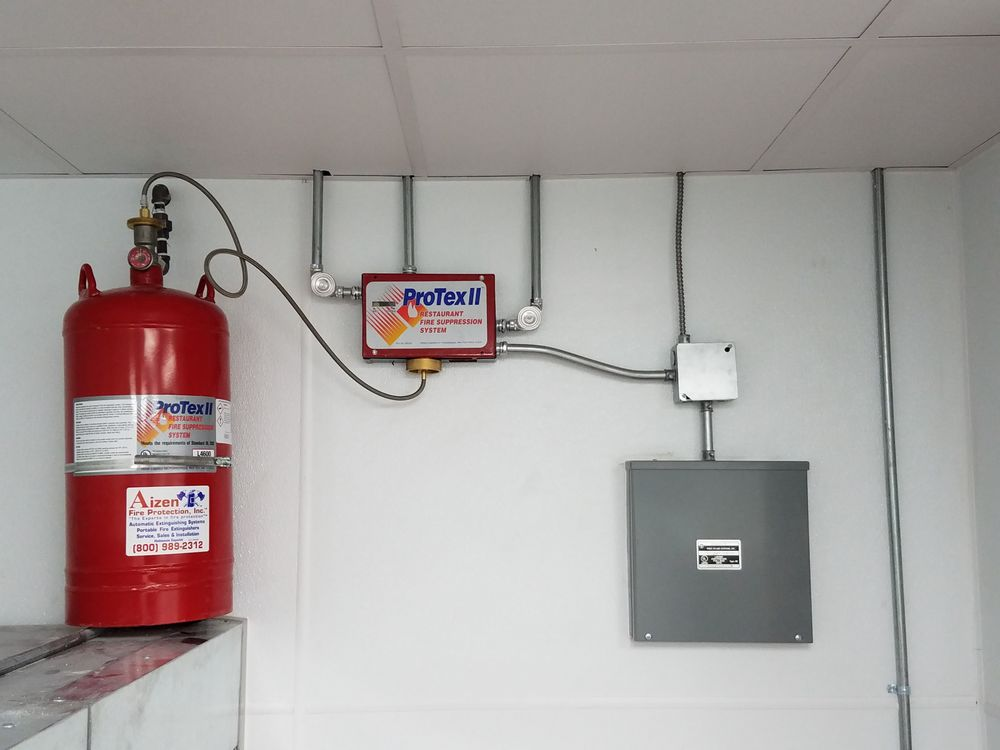Photo Of Aizen Fire Protection   Canoga Park, CA, United States. Fire  Suppression