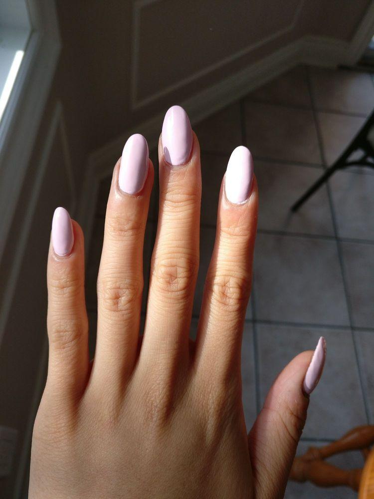 Photo Of Organic Nails Beauty Mississauga On Canada Fake Acrylic