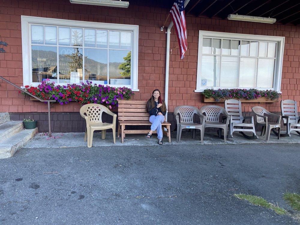 Rain Forest Resort Village: 516 S Shore Rd, Quinault, WA
