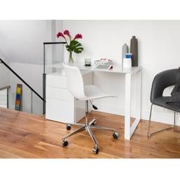 Photo of Mobler Furniture - Richmond, BC, Canada. Dow Jones Desk