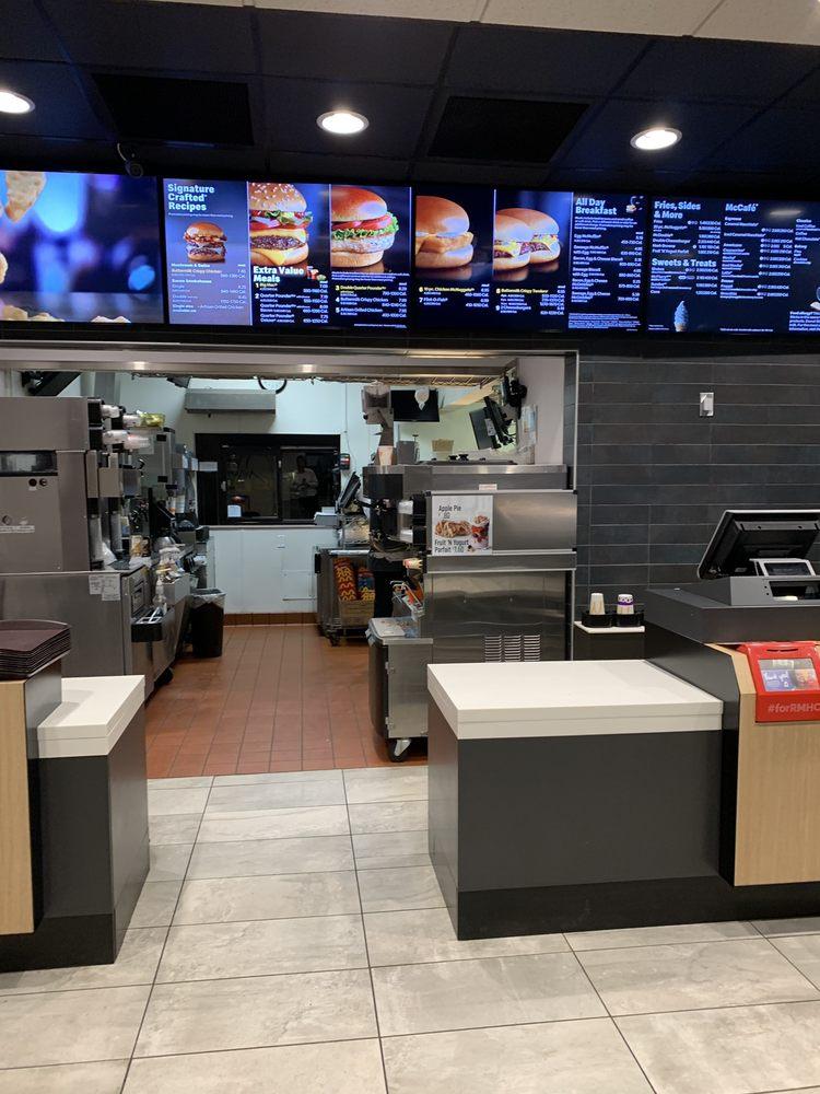 McDonald's: 505 1st Ave N, Glasgow, MT