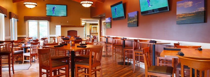 The Powder Horn Grill: 23 Country Club Ln, Sheridan, WY