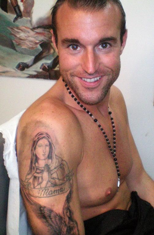 Tatouage Vierge Philipp Plein Yelp