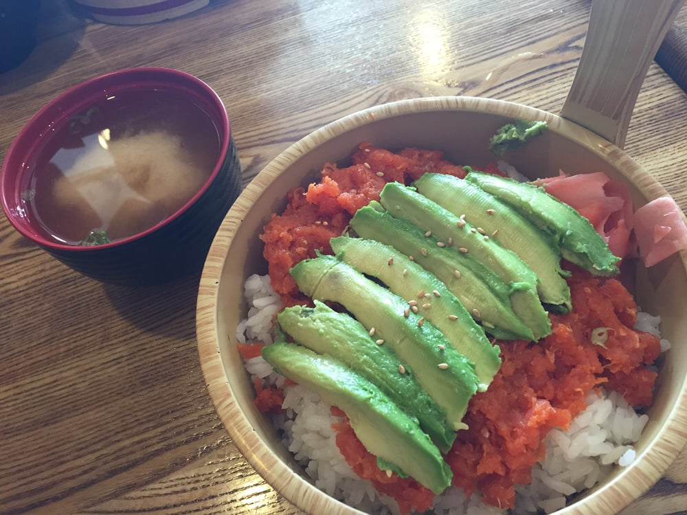 Spicy Tuna bowl with Avocado - Yelp