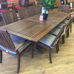 Photo Of Enzanos   Santa Fe, NM, United States. Extendable Outdoor Tables  From