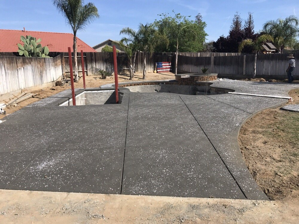 Concrete Work Bakersfield California Yelp