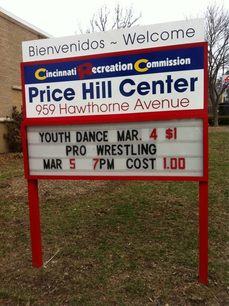 Price Hill Comunty Center: 959 Hawthorne Ave, Cincinnati, OH