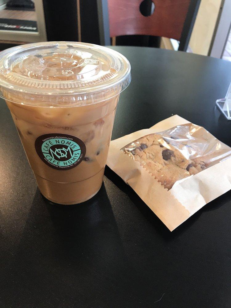 Cafe Nomis: 493 Broadway, Bayonne, NJ