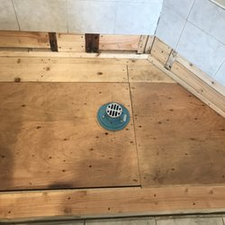 Joe S Ceramic Tile Shower Pan Service Request A Quote Flooring