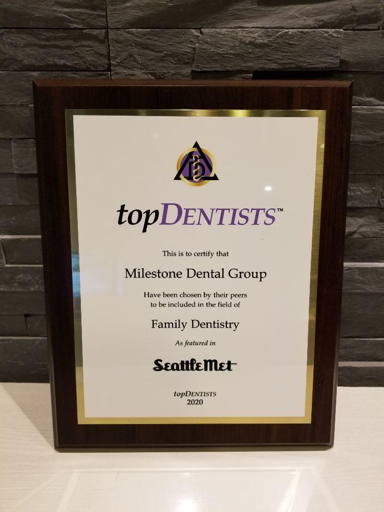Milestone Dental Group: 16330 SE 256th St, Covington, WA