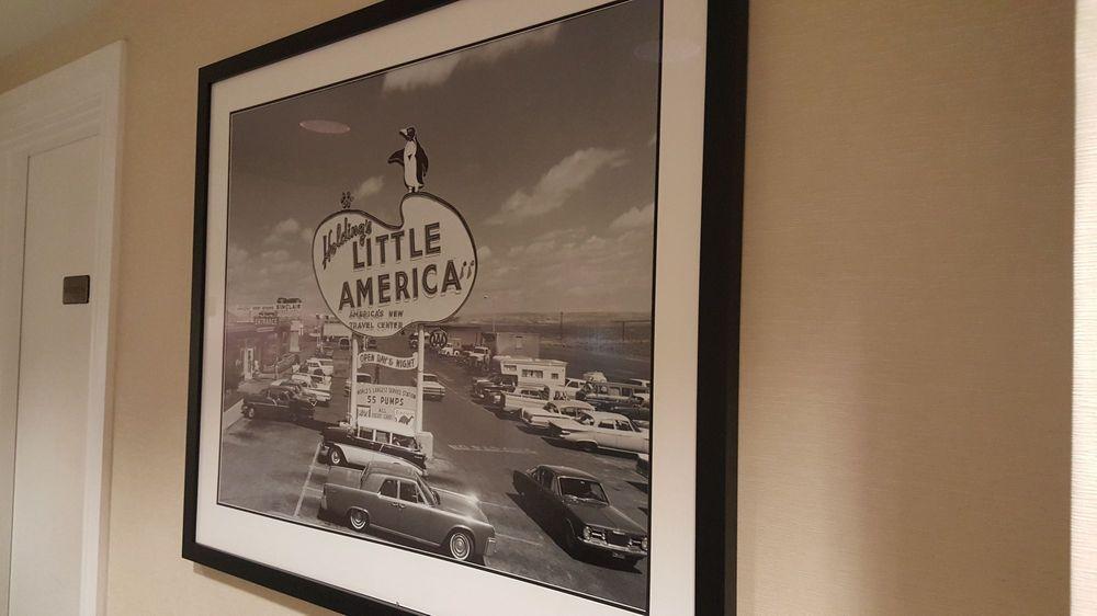 Little America Travel Center: Little America, WY