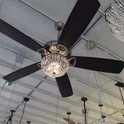 Fanco 23 reviews lighting fixtures equipment 7135 s eastern photo of fanco las vegas nv united states fan with crystal light aloadofball Image collections
