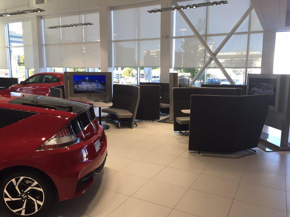 Ralph Schomp Honda >> Ralph Schomp Honda Customer Lounge Yelp
