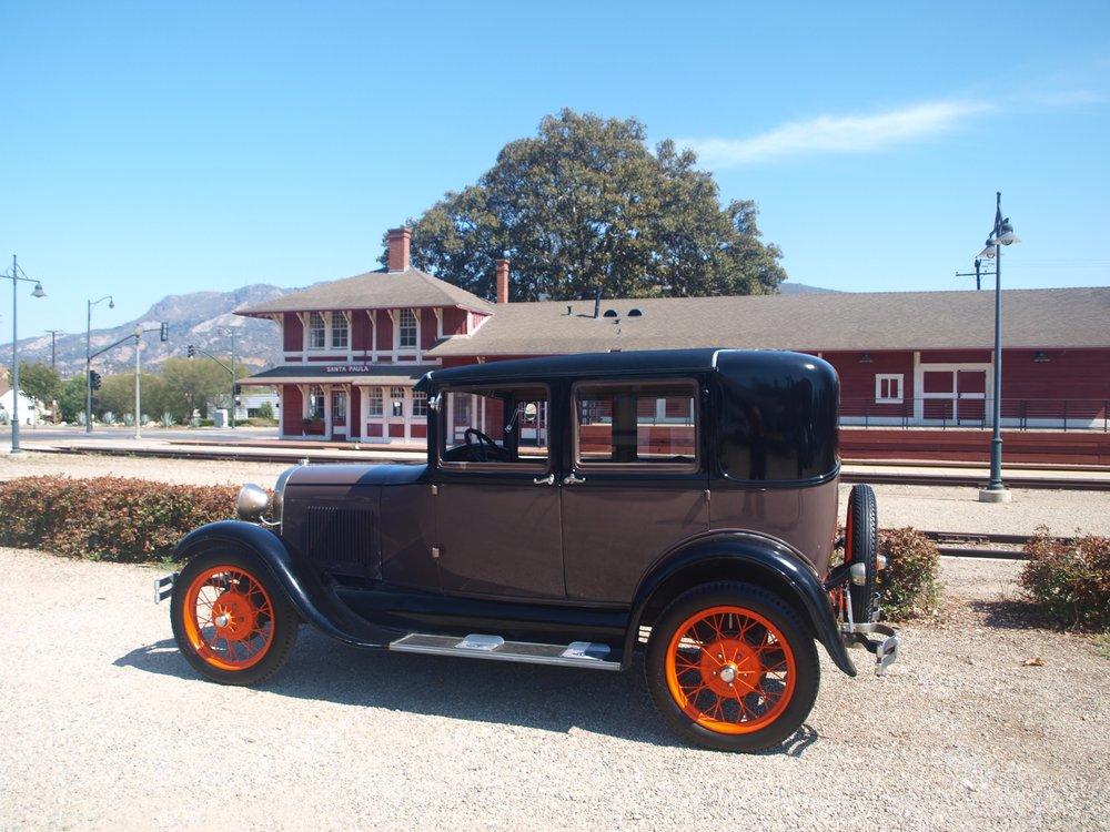 JD's Classic Model A: Santa Paula, CA