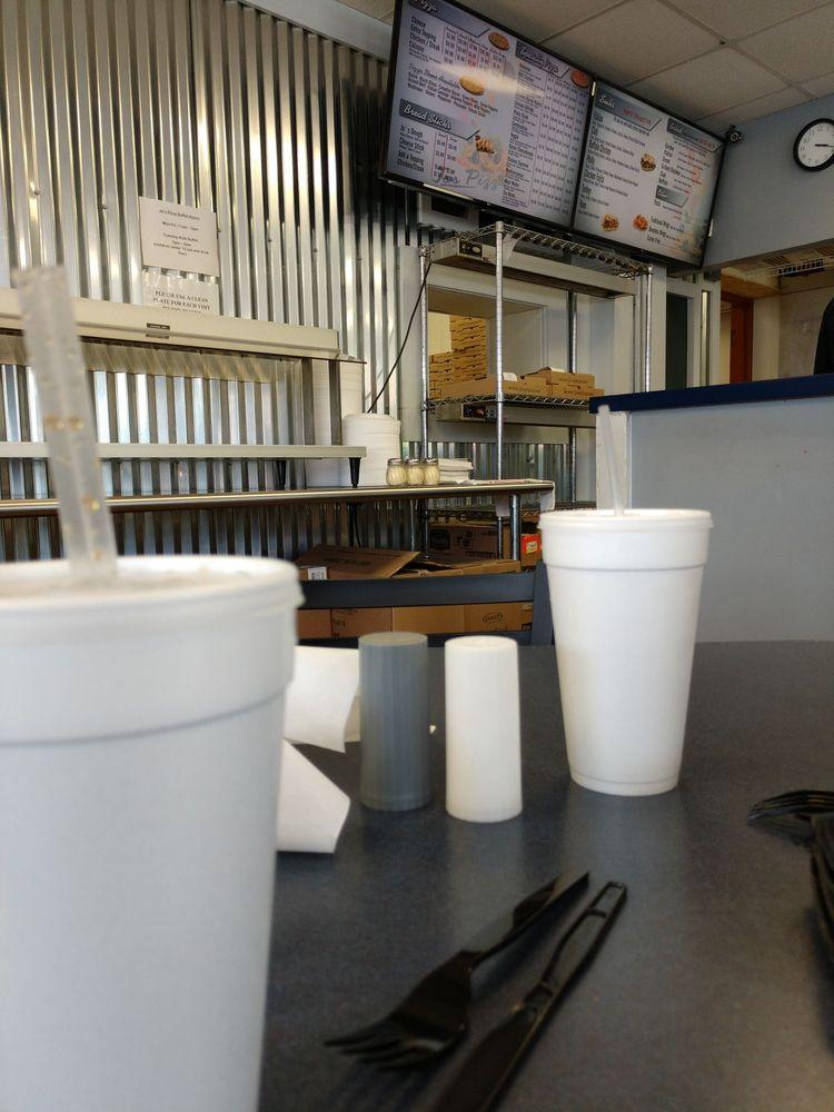 Jo's Pizza: 116 Broad St, Hawkinsville, GA