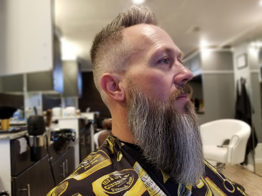 Lucky 75 Barber and Salon Parlour: 356 South 600 W, Tremonton, UT