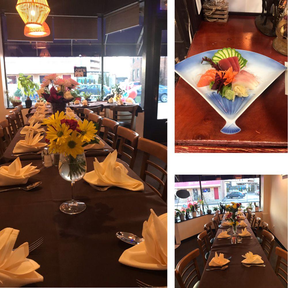 Asiana Thai & Sushi: 3922 Edwards Rd, Cincinnati, OH