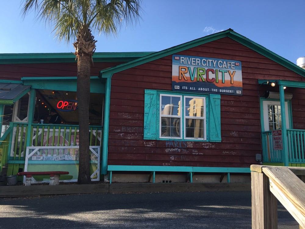 River City Cafe Myrtle Beach Address