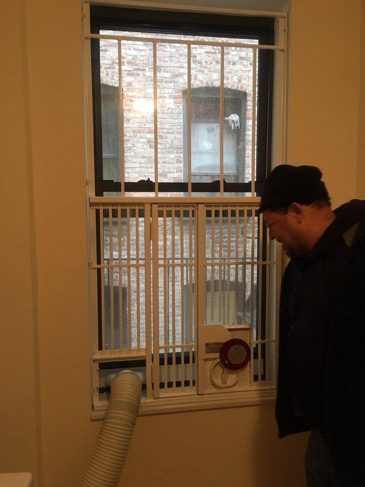 Easy Out Window Gates: 4402 Farragut Rd, Brooklyn, NY