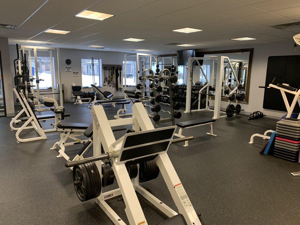 Charlevoix Fitness Center: 110 Clinton St, Charlevoix, MI