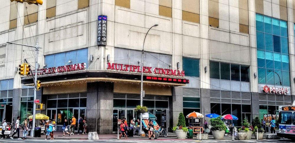 Jamaica Multiplex Cinemas: 159-02 Jamaica Ave, Jamaica, NY