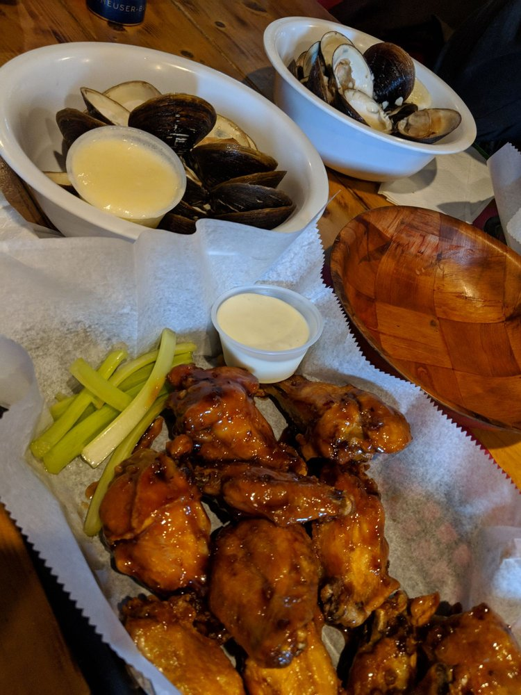 Slingshots Bar and Grill: 110 S Main St, Moscow, PA