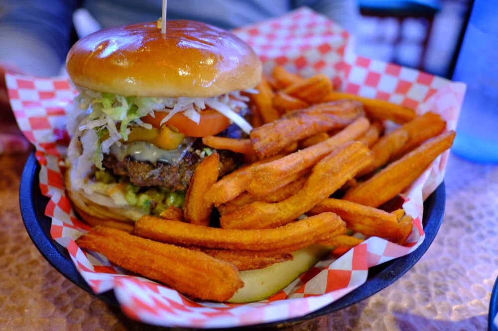 Oscar's Cafe: 948 Zion Park Blvd, Springdale, UT