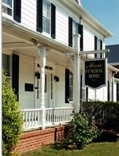 Moore Funeral Home: 12 S 2nd St, Denton, MD