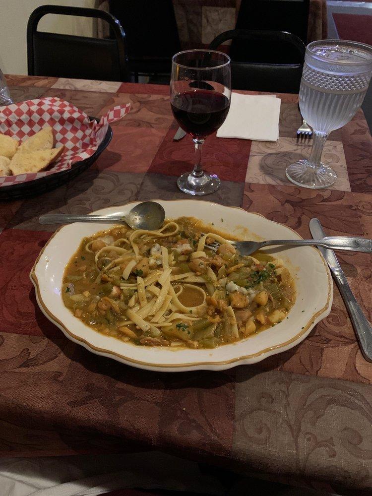 Cafe Italiano: 153 W 1st Ave, Colville, WA