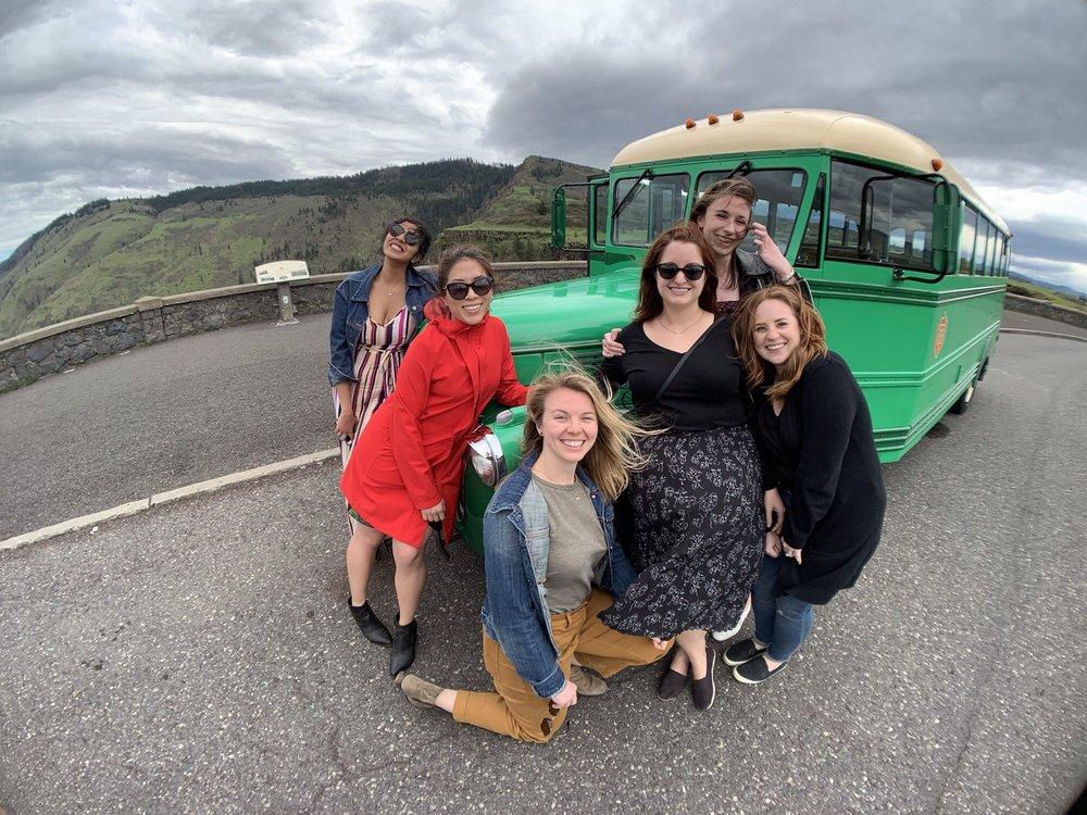 The Vintage Tour Bus: 204 SE 30th Ave, Portland, OR