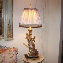 Photo Of Lili Marlene Custom Lampshades   Denver, CO, United States. Custom  Shirred