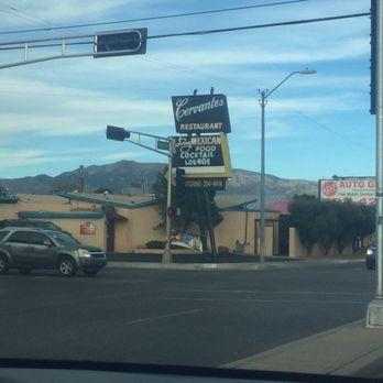 Cervantes Restaurant Albuquerque