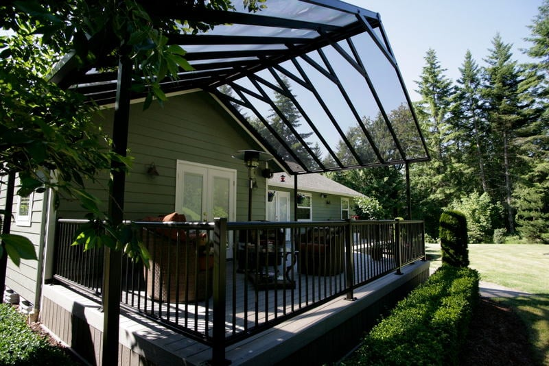 Merveilleux Photo Of Seattle Patio Covers   Federal Way, WA, United States. Acrylic  Patio