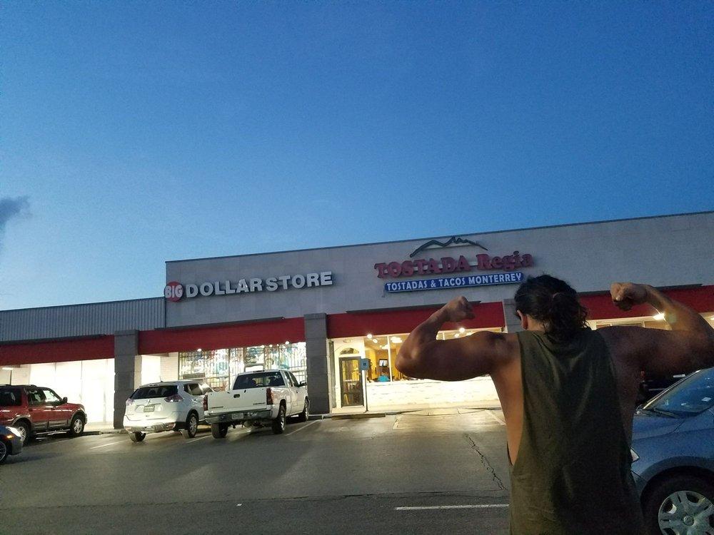 Big Dollar Store: 10064-10086 Long Point Rd, Houston, TX