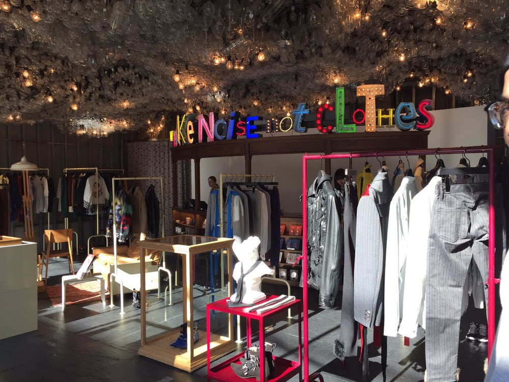 UNDERCOVER Aoyama Flagship Store