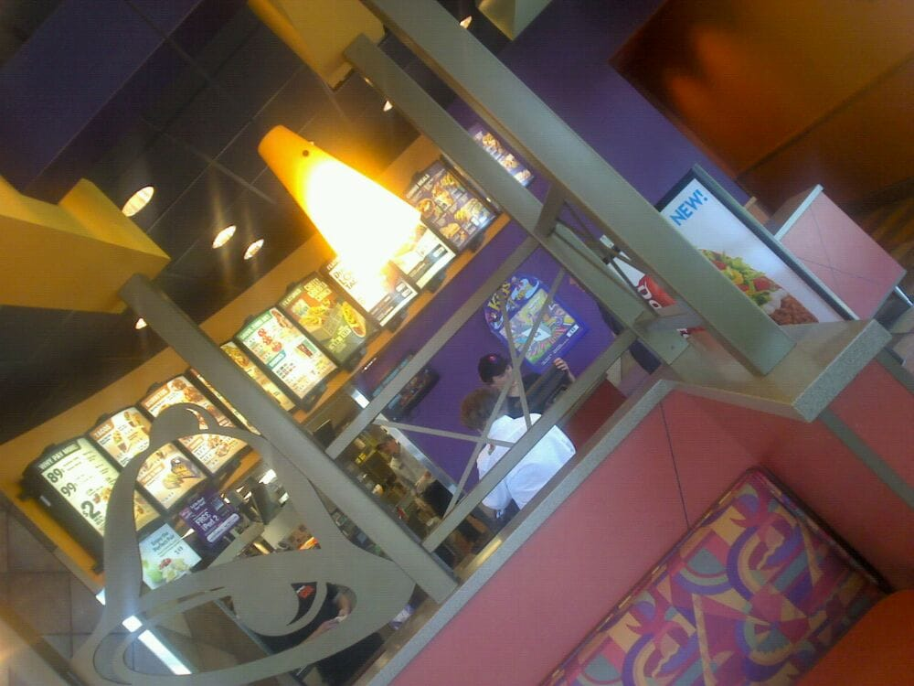 Taco Bell: 420 West Main Street, Pomeroy, OH