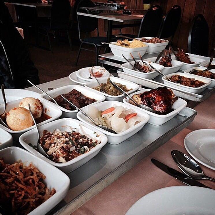 Indonesisch Restaurant Katak Mas: Prinsenlaan 666, Rotterdam, ZH
