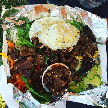 Bulkogi Food Truck Raleigh Nc