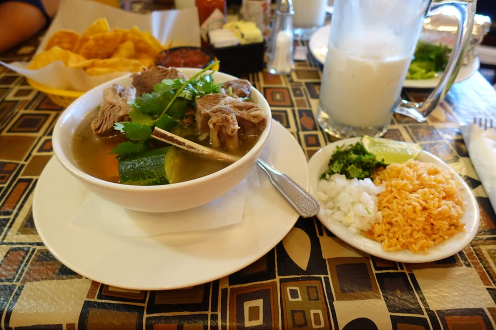 Authentic Mexican Food In San Francisco Ca