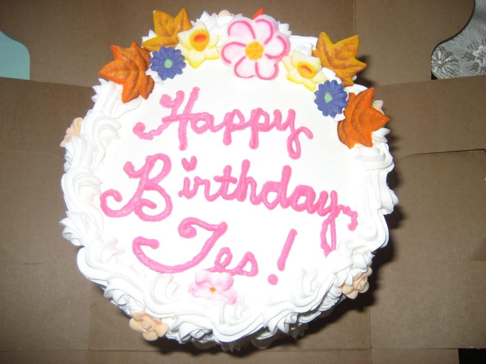 Birthday Cake Near Fremont Ca