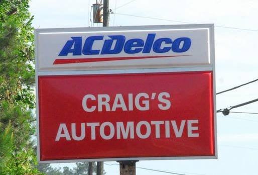 Craig's Automotive: 29381 Highway 43, Thomasville, AL