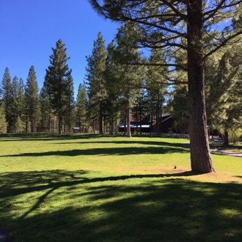 Photo of Grizzly Creek Ranch - Portola, CA, United States. Lawn area.