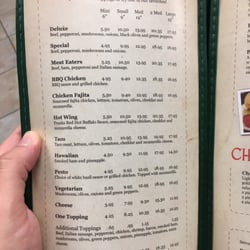 Pizza Kitchen Menu Milford Ne