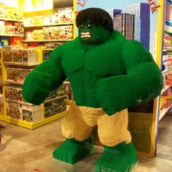 The Lego Store - 464 Photos & 141 Reviews - Toy Stores - 620 5th Ave ...